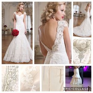 Justin Alexander Wedding Gown 👰🏻